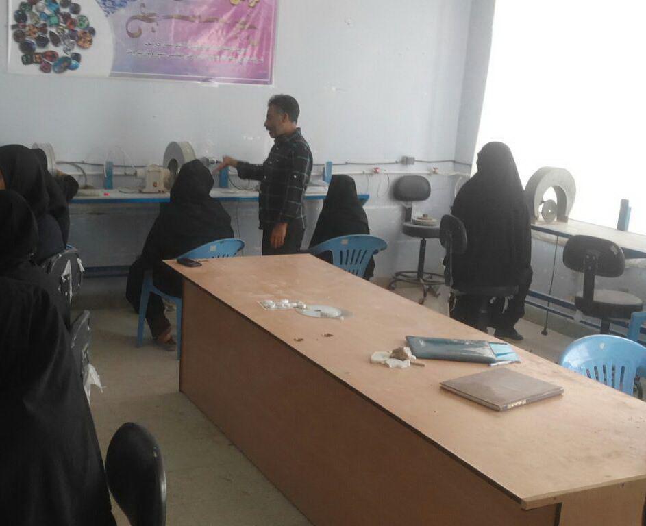 آغاز مرحله دوم طرح ضربتی اشتغال در روستای هدف گردشگری خور شهرستان خوسف