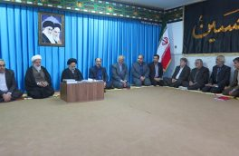 گزارش کامل دیدار معاون وزیر ارشاد اسلامی و نماینده ولی فقیه در استان