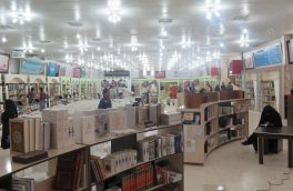دومین پاتوق بزرگ کتاب کشور در خراسان جنوبی افتتاح شد