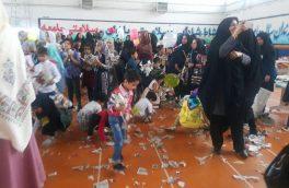 """فستیوال """"بازی مادر و کودک"""" در بیرجند برگزار شد"""