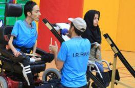 آغاز رقابت های ورزشکاران جانبازان ومعلول استان در بیرجند
