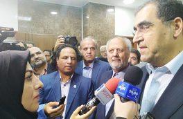 وزیر بهداشت : کارنامه عالی دانشگاه علوم پزشکی بیرجند