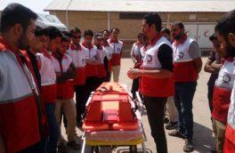 دوره آموزشی تخصصی اقدامات پیش بیمارستانی در شهرستان بشرویه برگزار شد