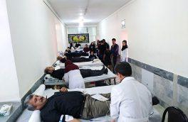 ۳۶۱ واحد خون در خراسان جنوبی اهدا شد