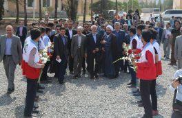 با حضور وزیر علوم: دو پروژه در دانشگاه صنعتی بیرجند کلنگ زنی و افتتاح شد