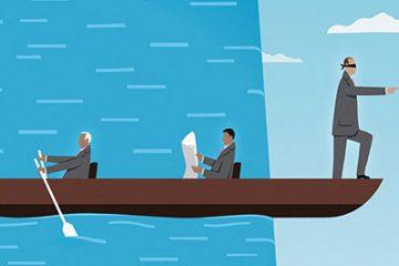 اشتباهات مدیران که مانع پیشرفت آنها میشود