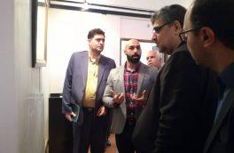"""افتتاح نمایشگاه خوشنویسی """"خاصیت عشق"""" در بیرجند"""