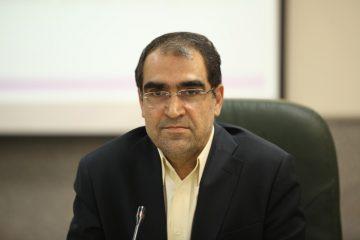 وزیر بهداشت در دولت تدبیر و امید  رکورد دار سفر به خراسان جنوبی