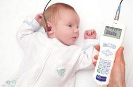۹۹٫۹۵ درصدی نوزادان خراسان جنوبی غربالگری، تشخیص و مداخله زودهنگام شنوایی را طی کردند