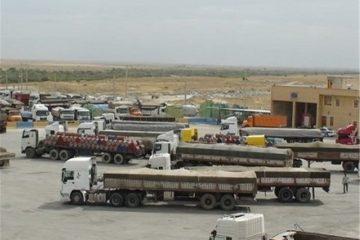 ماهیرود مرز رسمی خراسان جنوبی به حالت عادی صاداراتی بازگشت