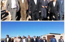 معتمدیان استاندار خراسان جنوبی و عزم برای راه اندازی اقتصاد مرز