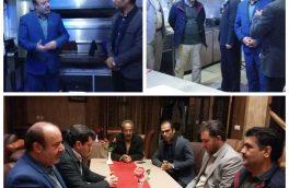بازدید و بازرسی مدیران بازرسی استان  در پی اعتراض  رستورانها به نحوه بازرسی کارشناسان بهداشت محیط