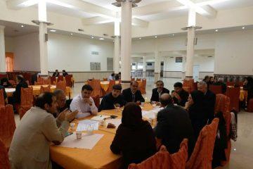 راهبردهای کلان دانشکده های دانشگاه یبرجند تدوین شد