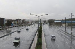 پیش بینی وزش شدید باد و بارندگی در خراسان جنوبی