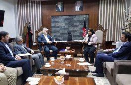 دیدار معتمدیان با مقامات افغانستان نشان از عملگرایی استاندار برای توسعه و اقتصاد مرز