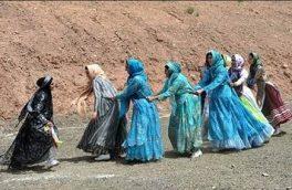 خوسف، در جایگاه اول جشنواره فرهنگی ورزشی بانوان عشایر استان