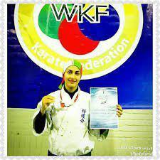 زهرا سادات بنایی به اردوی تیم ملی کاراته دعوت شد