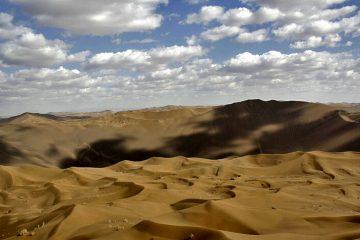 آب و خاک جمع اضداد در جاذبه های گردشگری نهبندان