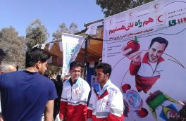 هلال احمر خراسان جنوبی در آمادگی کامل برای ارایه خدمات به مسافرین