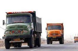 آغاز ممنوعیت تردد وسایل نقلیه سنگین در جاده ها
