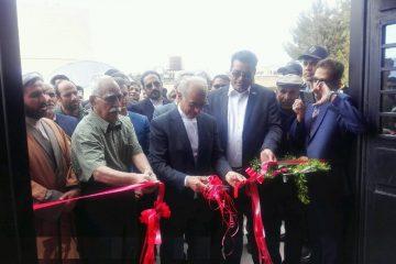 مرکز خدمات جامع سلامت پروفسور بلالی مود افتتاح شد