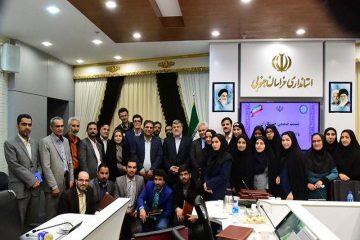 مشروح صحبت ها خبرنگاران در نشست عیدانه استاندار خراسان جنوبی