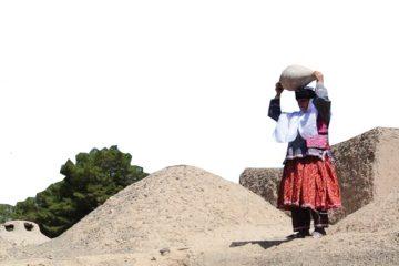 کوزه بلاگردان ، گزارشی جذاب از سنت ها ایرنا خراسان جنوبی