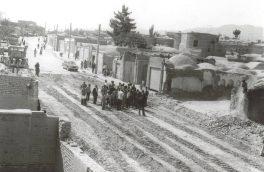 باران و سیل مهیب بیرجند در ۹۵ سال پیش