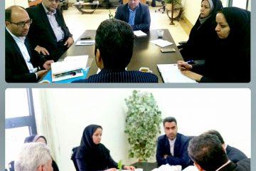 🔻برگزاری کارگروه پیگیری مشکلات رسانه های استان