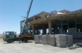آغازی دیگر بر ساخت و ساز بیمارستان خوسف