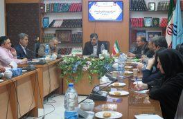 جلسه برنامه ریزی و هماهنگی شبکه شهرهای خلاق فرهنگ و هنر خراسان جنوبی برگزار شد