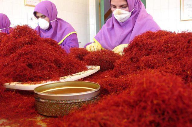 خراسان جنوبی سرزمین طلای سرخ – عکس ابوالفضل حسن پور