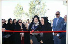کارگاه صنایع دستی زنان روستای دستگرد بیرجند  افتتاح شد