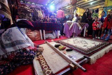 فروش میلیاردی صنایع دستی هنرمندان کشور در نمایشگاهسراسری خراسان جنوبی