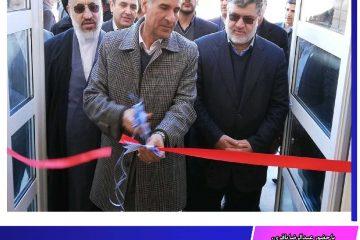 افتتاح و کلنگزنی ۶ پروژه دانشگاهی در بیرجند با حضور قائم مقام وزیر علوم