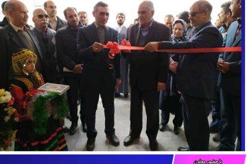 آموزشگاه شش کلاسه خیرساز در خوسف افتتاح شد