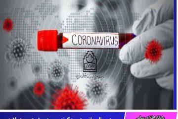 در حال حاضر هیـچگونه مـورد مـثبت مـبتـلا به ویروس ڪرونا در اسـتان گزارش نشـده است.