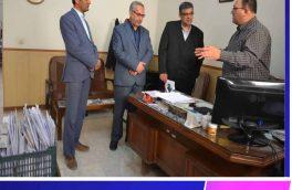 حضور مدیر کل فرهنگ و ارشاد اسلامی در دبیرخانه جشنواره منطقه ای کویر زندگی طبس
