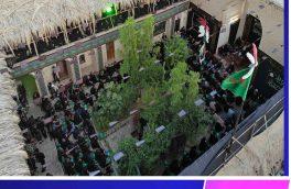 مرمت حسینیه گود در بافت تاریخی شهر بیرجند