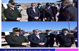 بازدید میدانی معتمدیان استاندار از راههای استان و اجرای طرح فاصله گذاری اجتماعی در روز طبیعت