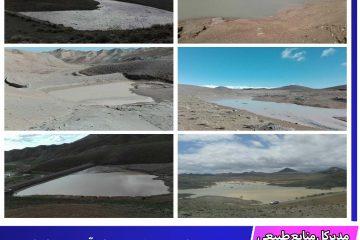 ۲۲ میلیون مترمکعب روان آب در خراسان جنوبی ذخیره شد