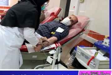 اهدای خون در خراسان جنوبی افزایش یافت