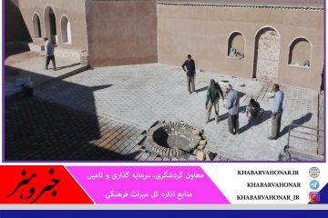 ساخت سه اقامتگاه بوم گردی جدید در کویر سه قلعه خراسان جنوبی