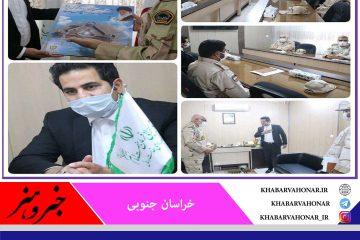 ۲ هزار و ۵۰۰ بسته غذایی در مناطق محروم خراسان جنوبی توزیع شد