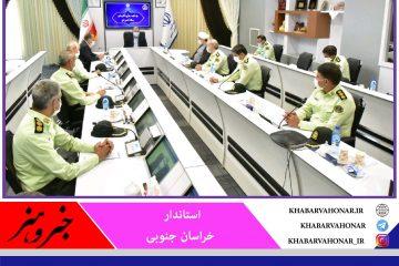 ✅ عملکرد نیروی انتظامی در استان، قابل قبول است