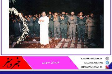 لحظههای جاودانه روز های دفاع مقدس   عکاس محمدحسین خوش نواز – مرداد ۱۳۶۵