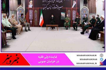 دنیا باید از دفاع مقدس ملت ایران عبرت گیرد