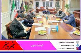 دیدار نمایندگان استان با معاون وزیر جهاد کشاورزی و رئیس سازمان جنگل ها و مراتع کشور