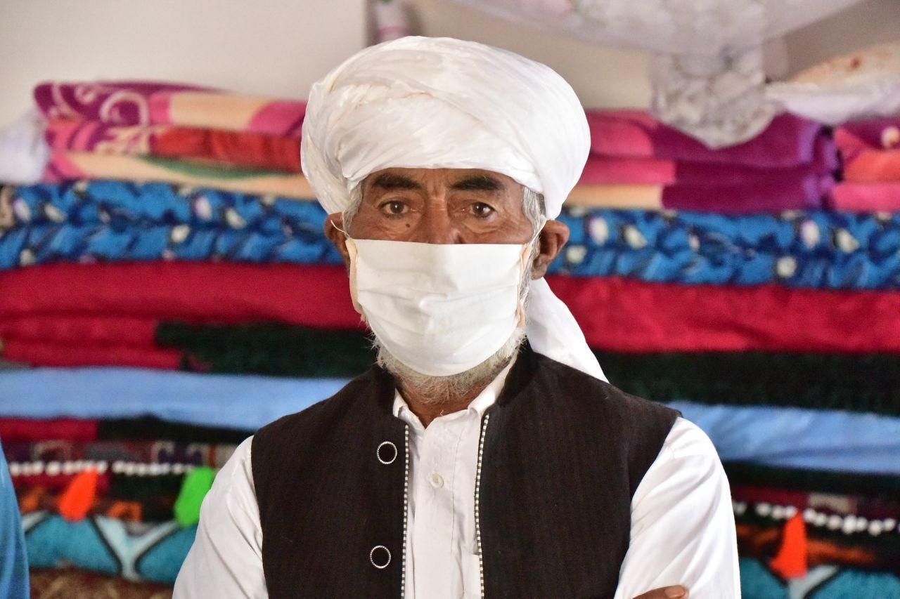 جشن رنگ هار را در سوزن دوزی روستای ماه بانو با عکس ها حمید اکبری ببینید