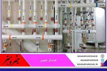 مصرف گاز در خراسان جنوبی بهینهسازی میشود